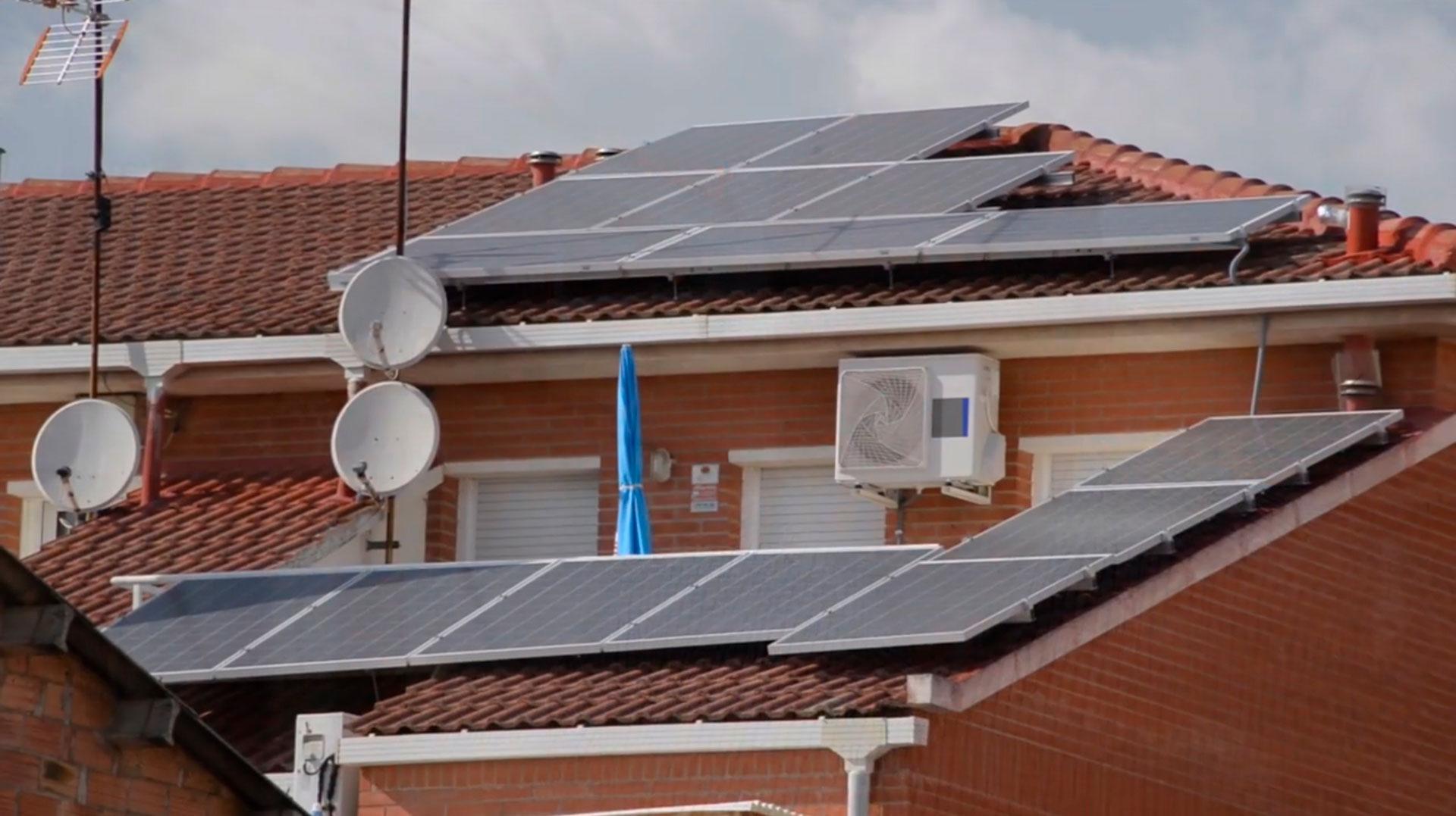 Instal·lació fotovoltaica domèstica