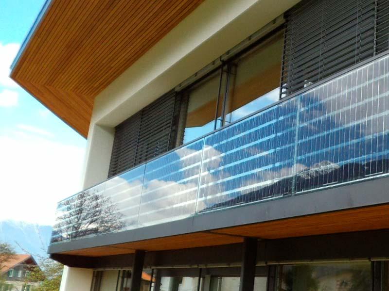 Fotovoltaica en Balcó
