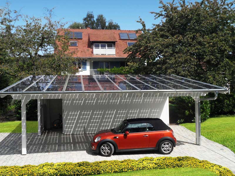 Fotovoltaica en Marquesinas