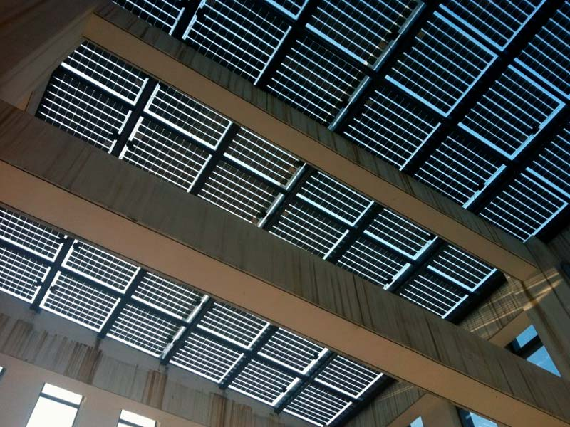 Fotovoltaica en Tejados y Cubiertas