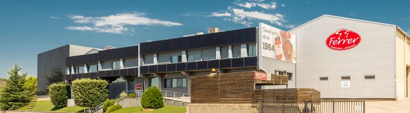 Instal·lació Fotovoltaica integrada a façana de Conserves Ferrer