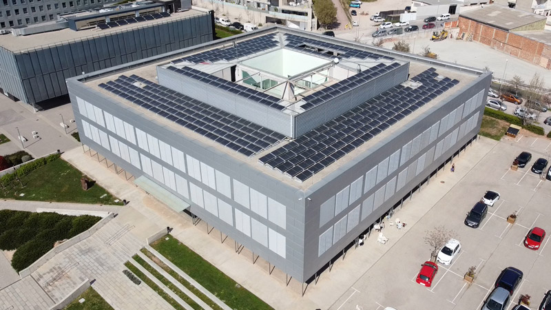 Plaques solars FUB