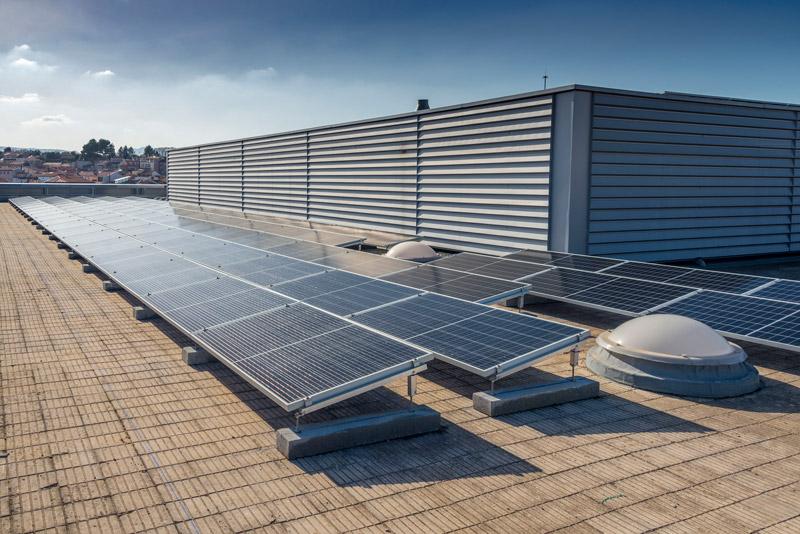 Instal·lació Fotovoltaica FUB