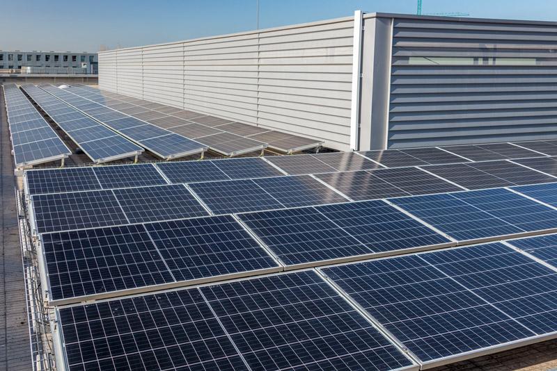 Instalación Fotovoltaica FUB