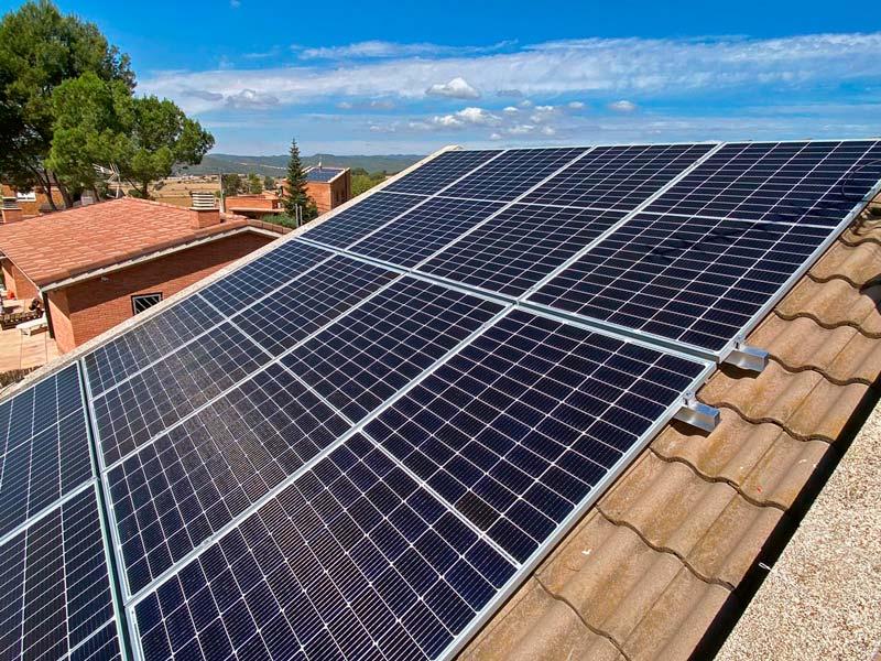 Autoconsumo Fotovoltaico en Santpedor