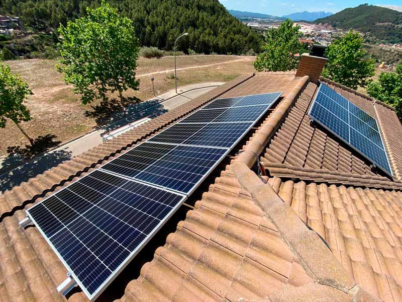 Autoconsum Fotovoltaic a Sallent